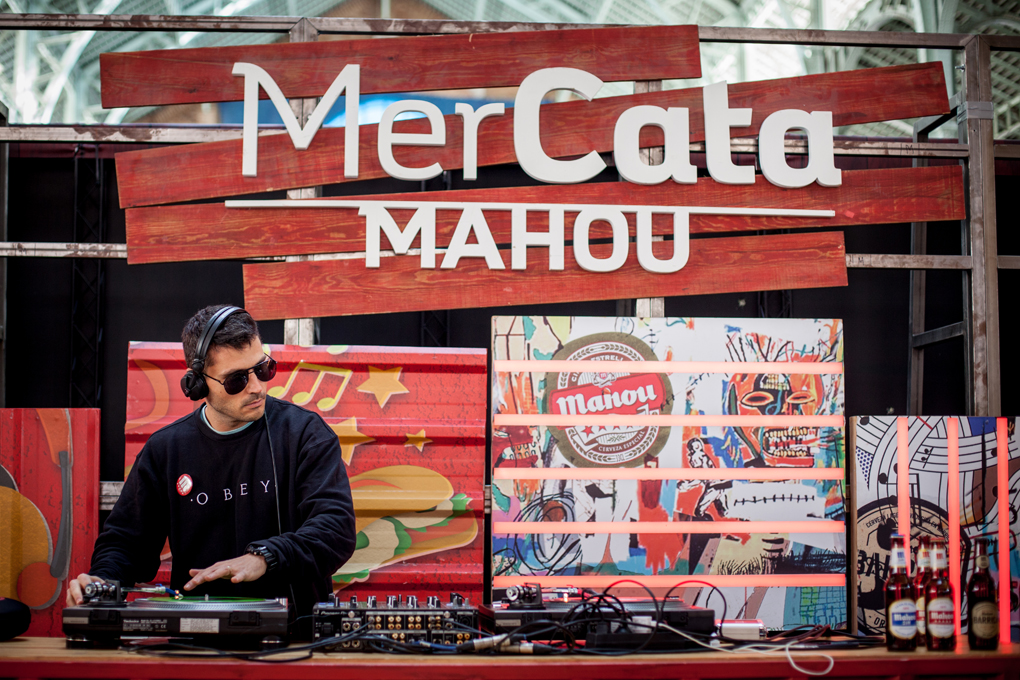 Nueva edición de Mercata Mahau en el Mercado de Colón.
