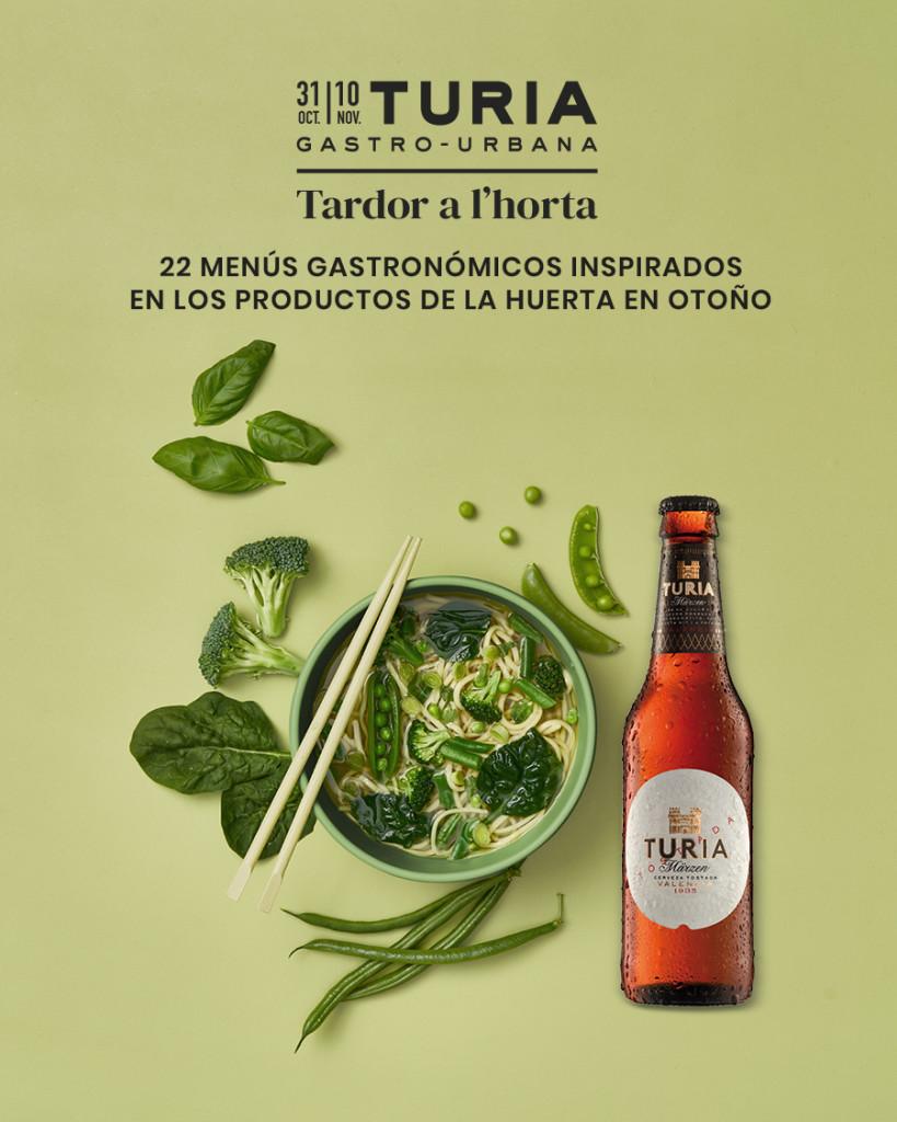 Turia Gastro-Urbana. Tardor a l'horta