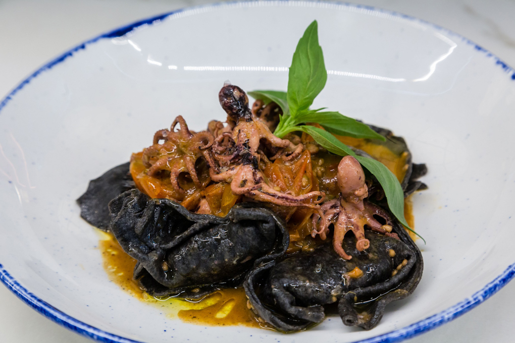 Restaurante italiano Péndola en Valencia