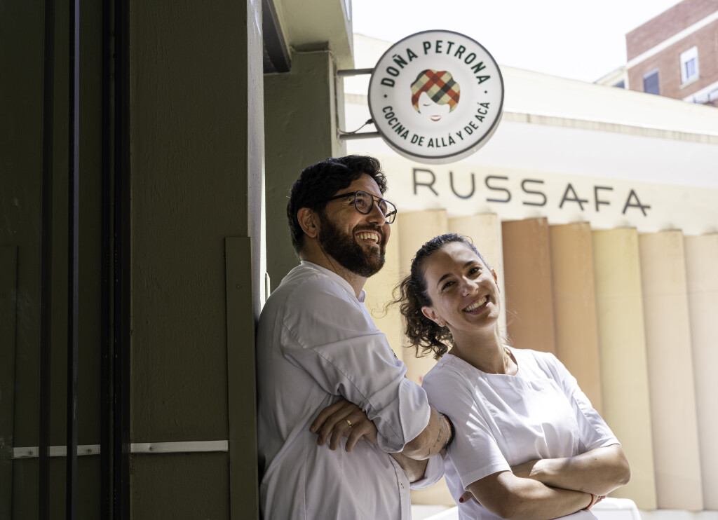 El restaurante Doña Petrona cumple cuatro años