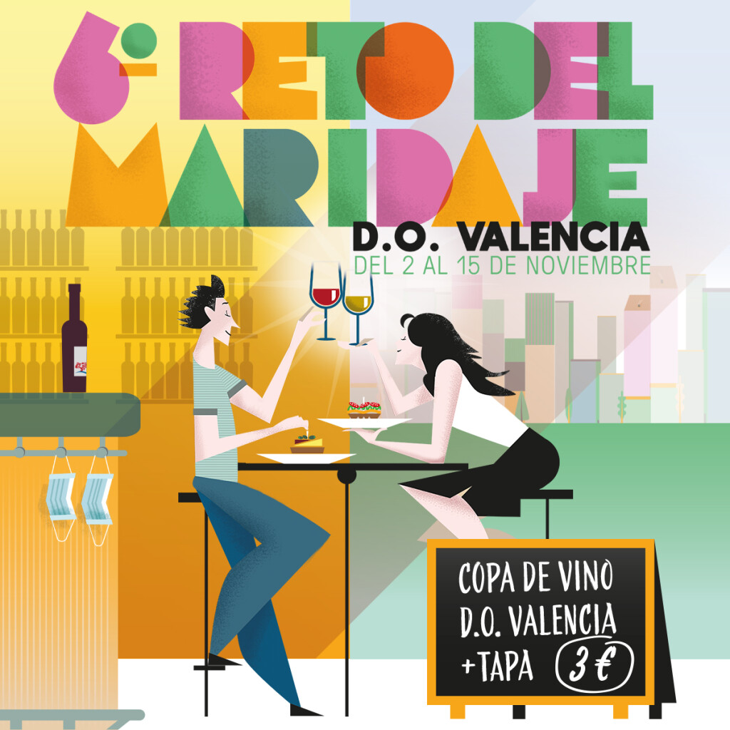 Reto del Maridaje DO Valencia