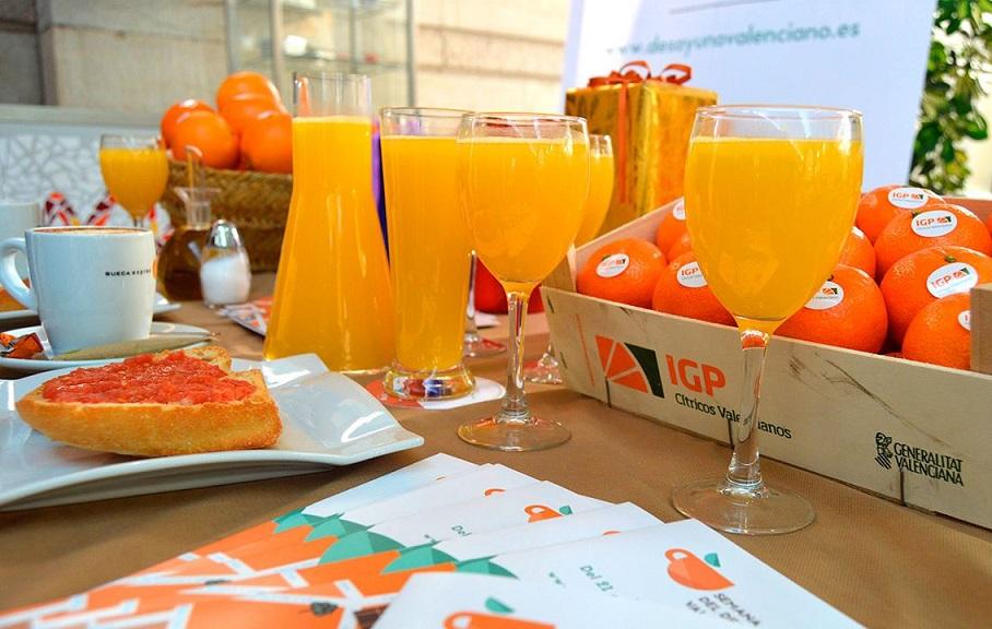 Semana del Desayuno Valenciano 2020