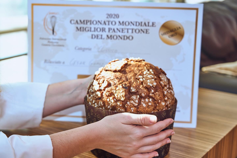 Fartons Polo elabora el mejor panettone del mundo