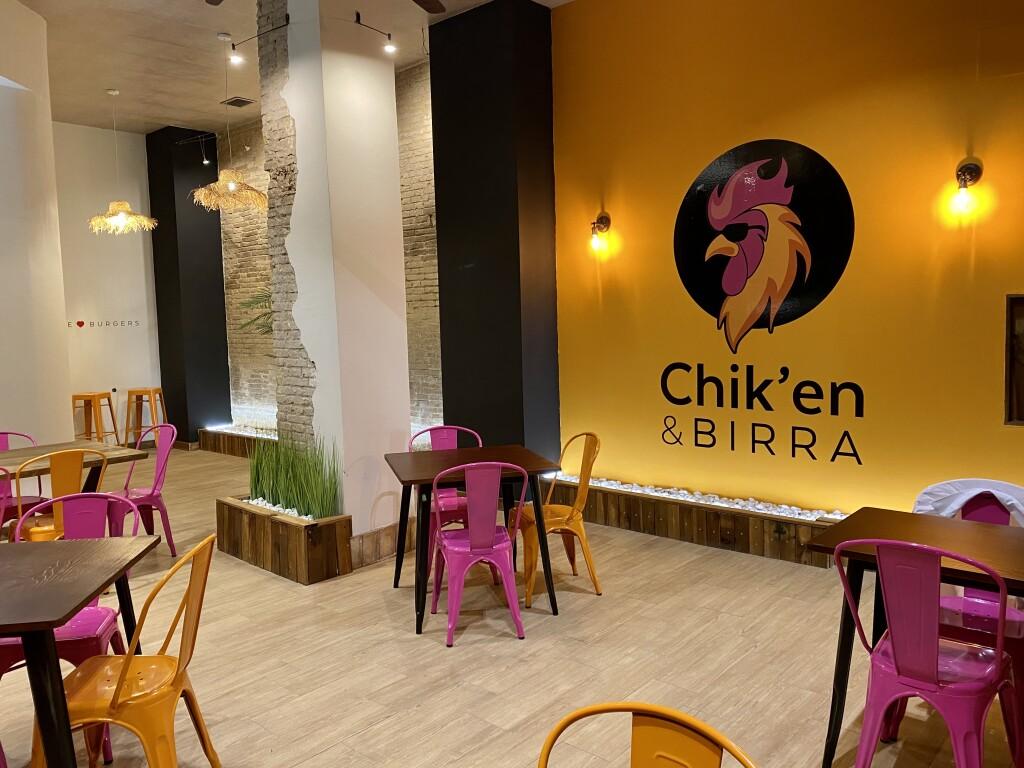Chik'en&BIRRA